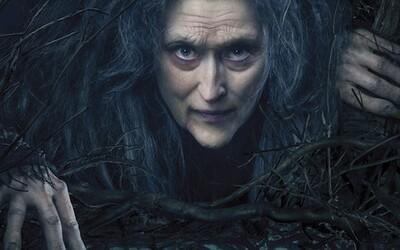 Ani Oscarová Meryl Streep, ani všetky najobľúbenejšie rozprávky nezachránia Príbehy z lesov (Recenzia)