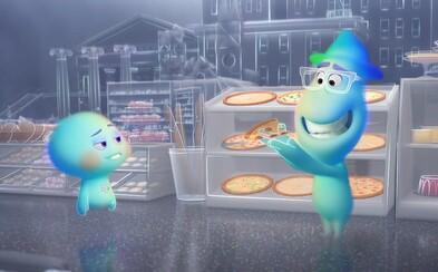 Animák Duše od Pixaru vypráví o lidech, kteří zemřeli dříve, než si splnili sny. Emotivní trailer slibuje animák roku