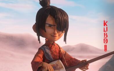 Animák Kubo a kúzelný meč v novom traileri naznačuje, že nič originálnejšie tento rok neuvidíte