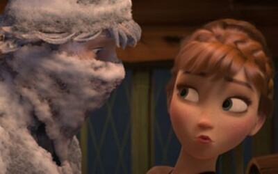 Animovaný Frozen od tvorcov Na vlásku má prvý trailer!