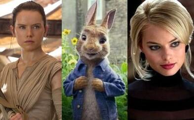 Animovaný Peter Rabbit sa predstavuje vo vtipne poňatej debutovej upútavke. Do filmu svoj hlas prepožičia aj Margot Robbie a Daisy Ridley