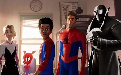 Animovaný Spider-Man je podľa amerických kritikov jedným z najlepších filmov roka s úžasnou animáciou a akčnými scénami