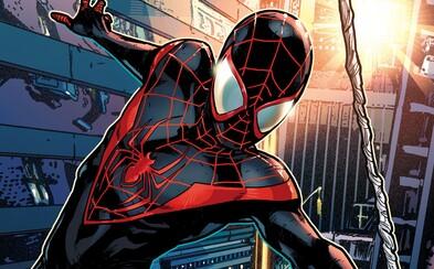 Animovaný Spider-Man od Sony prinesie na strieborné plátno aj Milesa Moralesa