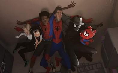 Animovaný Spider-Man prichádza s ďalšími lákavými zábermi plnými dynamickej akcie a humoru