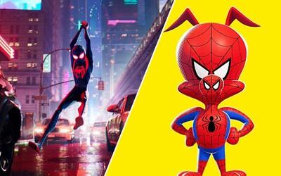 Animovaný Spider-Man přinese hned několik verzí pavoučího hrdiny. Mezi nimi i výjimečné prasátko nebo anime robota