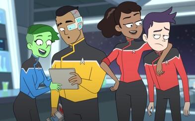 Animovaný Star Trek od tvůrců Ricka a Mortyho ukazuje skutečné hrdiny – bezejmenné vojáky, kteří umírají jako první