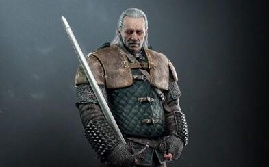 Animovaný Zaklínač nebude o Geraltovi ani postavách zo seriálu. Vyrozpráva príbeh bájneho Vesemira