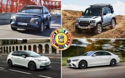 Anketa Auto roka 2021 spoznala 29 kandidátov. Ktorý je tvojím favoritom?