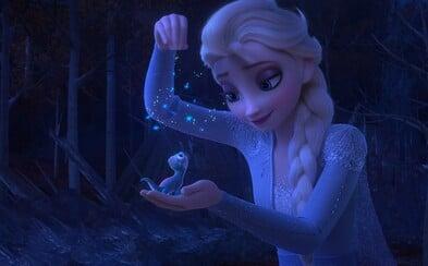 Anna a Elsa odhaľujú magické tajomstvá a svoju minulosť. Úžasný trailer pre Frozen 2 sľubuje animák roku