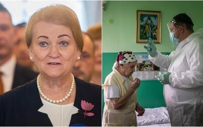 Anna Záborská chce, aby boli kňazi zákonom považovaní za zdravotníkov. Pacientom by poskytovali duchovnú službu