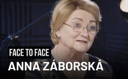 Anna Záborská: Sexuálna výchova podľa WHO je návod, ako si užívať sex (Face to Face)