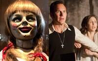 Annabelle 3 privíta Warrenovcov! Pôjde o prvý diel série, v ktorom sa objavia známi exorcisti