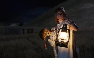 Annabelle: Creation ovládlo kiná, no z pohľadu série The Conjuring ide o finančne najslabší projekt (Box Office)
