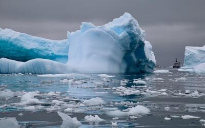 Antarktida zažila nejteplejší den v historii měření. Bylo zde naměřeno 18,3 °C