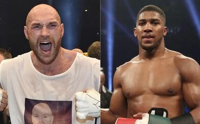 Anthony Joshua a Tyson Fury se proti sobě postaví už v srpnu. Kdy se dočkáme odvety?