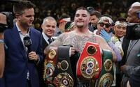 Anthony Joshua není dobrý boxer, prohlásil Andy Ruiz. Odveta bude prý ještě jednodušší