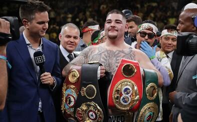 Anthony Joshua nie je dobrý boxer, vyhlásil Andy Ruiz. Odveta bude vraj ešte jednoduchšia