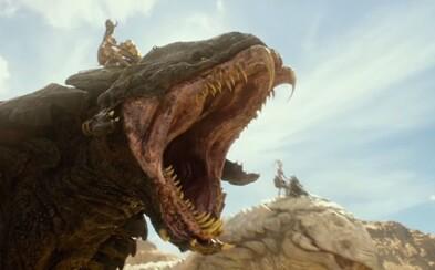 Antická fantasy rubačka Gods of Egypt udiera s prvým trailerom plným monštier a veľkolepých bojov
