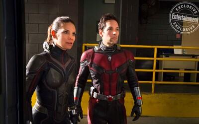 Ant-Man a Wasp budú v očakávanej marvelovke čeliť ženskej záporáčke Ghost, ktorá dokáže prechádzať stenami