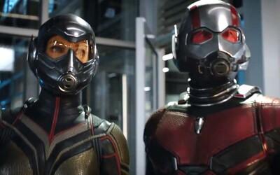 Ant-Man a Wasp sa v traileri plnom humoru a akcie stávajú dynamickou dvojkou, s ktorou nás čaká množstvo zábavy