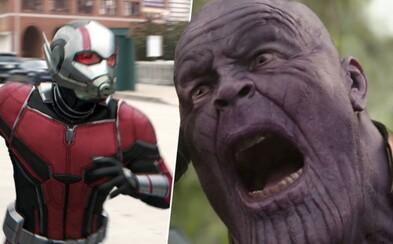 Ant-Man má Thanosovi vliezť do zadku a zabiť ho tým, že sa v ňom zväčší. Čo si o tejto šialenej teórii myslí uznávaný fyzik?