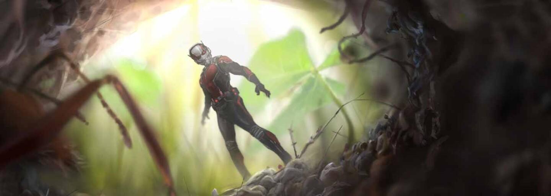 Ant-Man sa vyberá vlastnou cestou a dokazuje, že prehliadať ho by bola chyba (Recenzia)