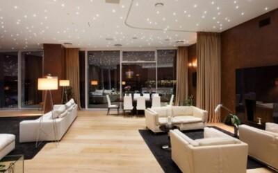 Apartmán z Moskvy, v ktorom sa budete cítiť, ako na luxusnej výletnej lodi