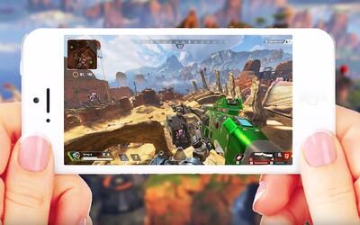 Apex Legends zamíří na mobilní telefony