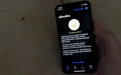 Aplikace eRouška se dočkala aktualizace a změn