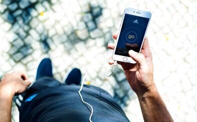 Aplikácia pre športovcov z dielne adidas a Spotify vyhľadáva piesne podľa tempa behu