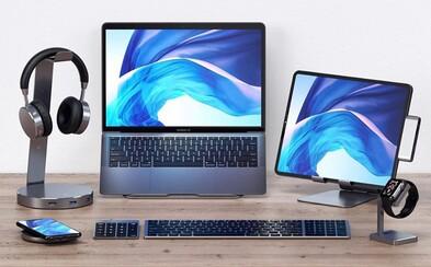 Apple by mal tento rok predstaviť 16-palcový MacBook, nové iPhony aj 6K monitor