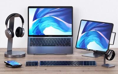 Apple by měl letos představit 16palcový MacBook, 6K monitor i nové iPhony