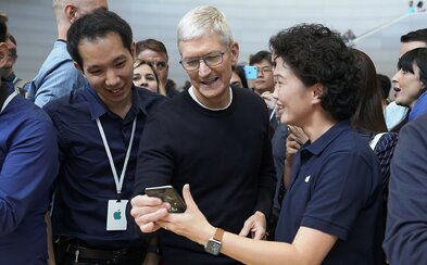 Apple čakajú ťažké časy. Akcionári musia kvôli koronavírusu počítať s horšími výsledkami