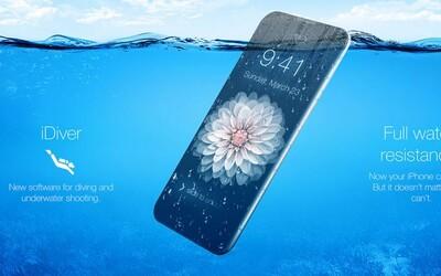 Apple chystá velké eso. Nový iPhone 7 Pro prý nabídne voděodolnost, velký displej a dvojitý fotoaparát