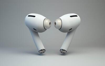 Apple chystá vylepšené slúchadlá AirPods. Majú dostať noise-cancelling