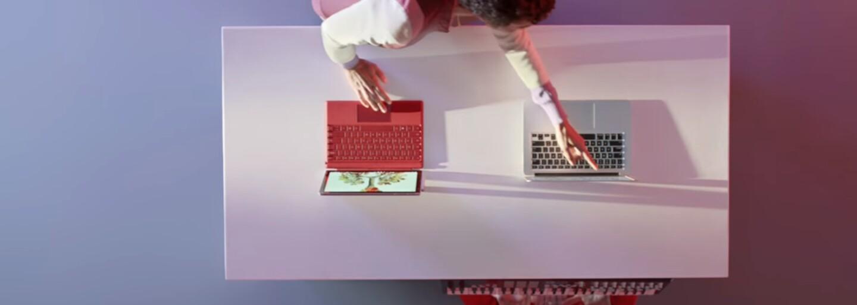 Apple dostalo od Microsoftu ďalšiu facku. Nová reklama porovnáva Surface Pro 4 s laptopom MacBook