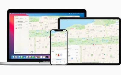 Apple dovolí používat službu Najít i jiným značkám. Mezi prvními je například kolo VanMoof