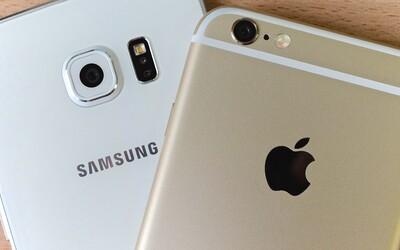 Apple je stále nejhodnotnější značkou na světě. Samsung tentokrát obsadil až třetí místo