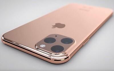 Apple má na podzim vydat tři iPhony 11. Jaké novinky nás čekají?