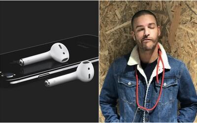 Apple má v plánu představit AirPods 2. Druhá generace bude voděodolná a schopná kontrolovat zdravotní stav