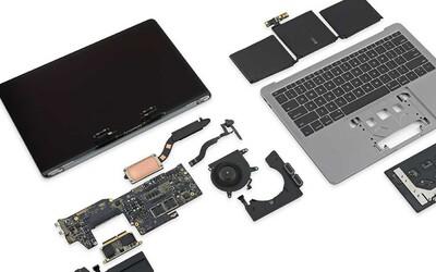 Apple mení pravidlá: Ak o svoj nový Macbook Pro nechceš prísť, nenechaj ho opravovať v obyčajnom servise