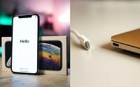 Apple nejspíš chystá USB-C konektor do nových iPhonů