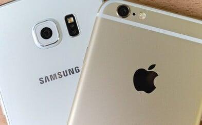 Apple od Samsungu vysoudil 539 milionů dolarů za kopírování. Nejnovější rozsudek možná ještě pořád není konečný