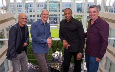 Apple oficiálne kúpilo Beats!
