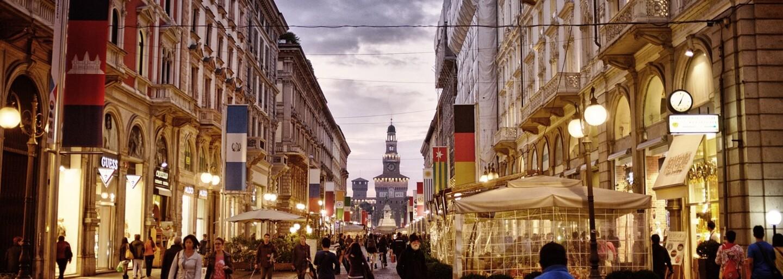 Apple otvorilo v srdci Milána svoj možno najkrajší obchod. Ukrylo ho do fontány, pri ktorej však nezmokneš