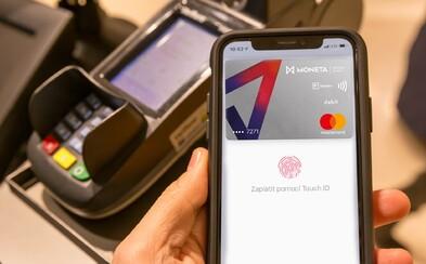 Apple Pay slaví v Česku úspěch. Lidé utrácejí za miliony, stát chce dát menším podnikatelům terminály