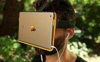 Apple pracuje na vlastnej virtuálnej realite. Spôsobí s tajomným zariadením revolúciu?