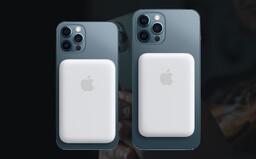 Apple predstavil magnetický powerbank, ktorý bezdrôtovo nabije iPhone 12
