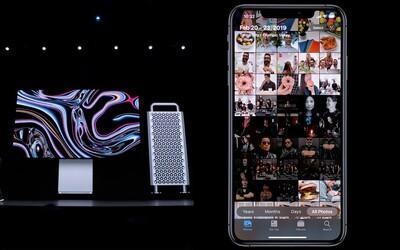 Apple představil nejvýkonnejší Mac v historii, tmavý režim pro iOS 13 a nový monitor za 100 tisíc