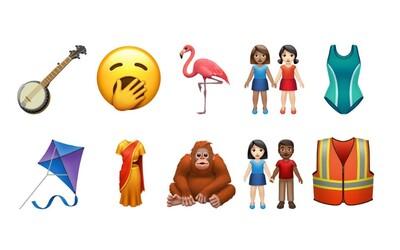 Apple predstavilo až 59 nových emotikonov. Medzi nimi aj páry rovnakého pohlavia s rozdielnou farbou pleti